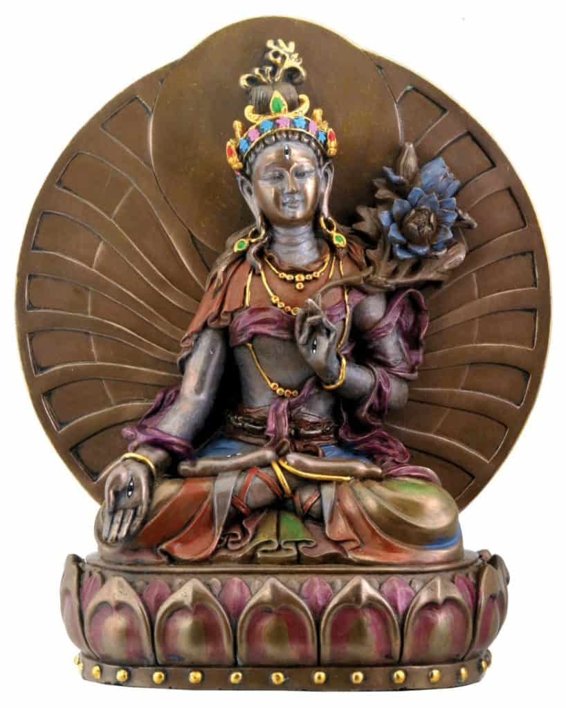 Buddhist Goddess of Compassion and Longevity
