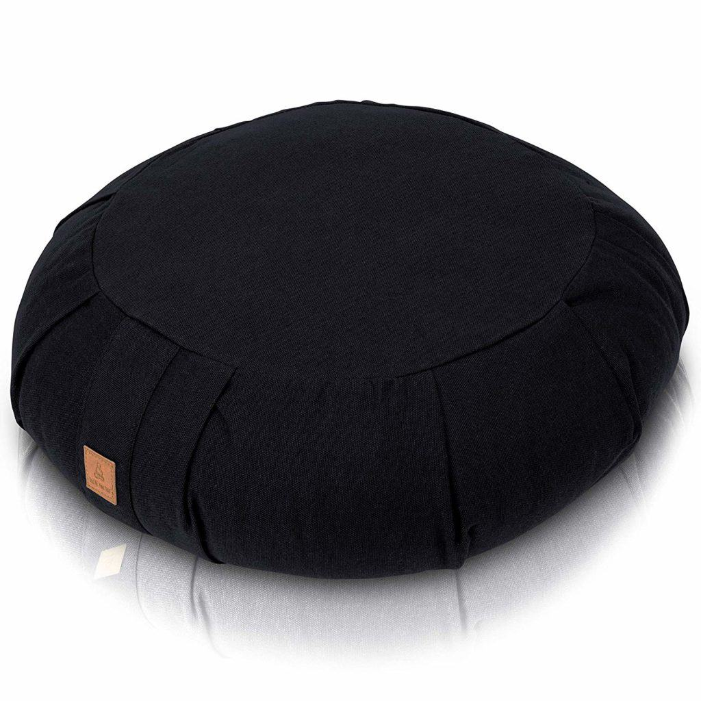 Seat Of Your Soul's Buckwheat Meditation Cushion / Zabuton Zafu Yoga Pillow