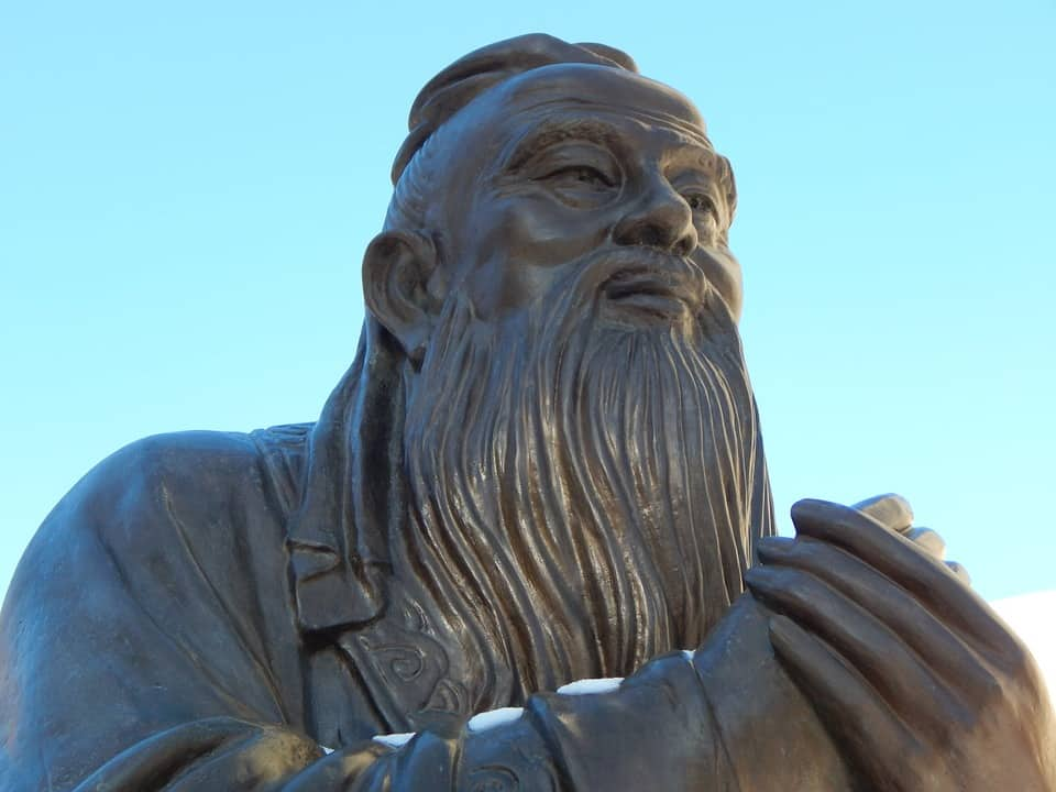 Looking Deeper About The Difference Between Buddhism and Confucianism