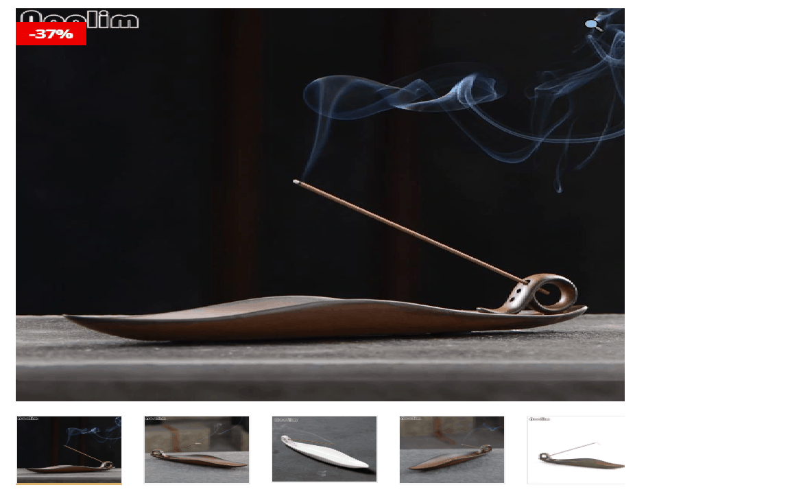 Buddha Stick Incense Holder