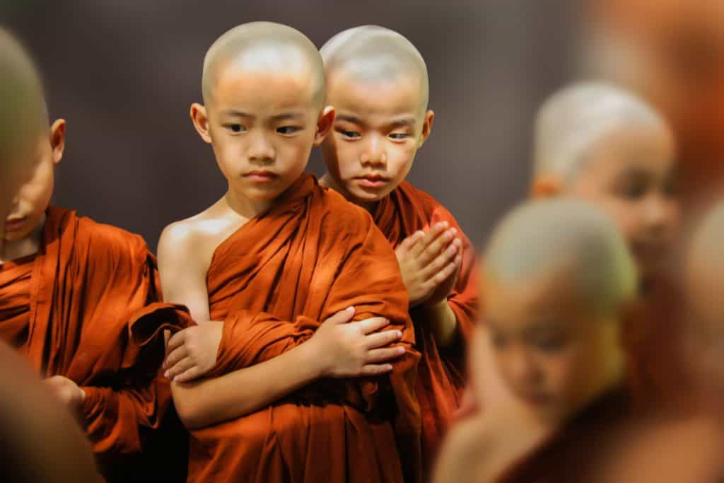 Top Ten Facts About Buddhism